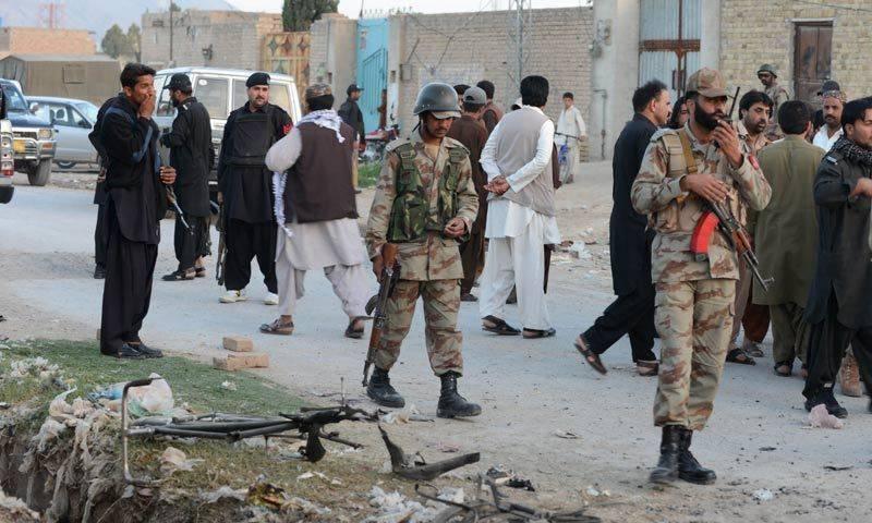 Photo of چارسدہ: تنگی میں خودکش دھماکہ، 8 افراد شہید