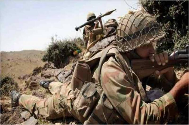 Photo of پاک افغان سرحد پر 6 شدت پسند مارنے کا دعوی
