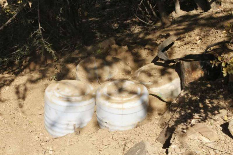 Photo of شمالی وزیرستان میں بارود کا بڑا ذخیرہ برآمد
