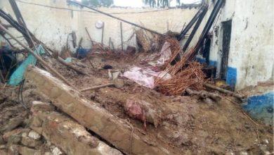 Photo of نوشہرہ: مکان کی چھت گرنے سے دو سالہ بچی جاں بحق