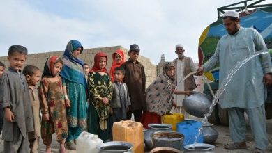 Photo of مہمند میں پینے کے پانی کا قحط، لوگ نقل مکانی پرمجبور