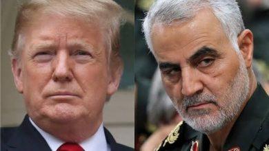 "Photo of ""ڈونلڈ ٹرمپ کو گرفتار کیا جائے"" جنرل سلیمانی کیس میں امریکی صدر کے وارنٹ گرفتاری جاری"