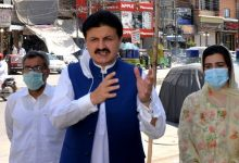 Photo of اجمل وزیر کمیشن سکینڈل آڈیو ٹیپ فرانزک ٹیسٹ کے لئے ارسال