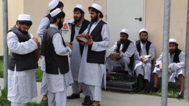 Photo of افغان حکومت کا انتہائی خطرناک 600 طالبان قیدیوں کو رہا کرنے سے انکار