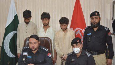 Photo of مردان: بچے کے ساتھ بدفعلی کرنے والا ملزم سہولت کاروں سمیت گرفتار