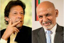 Photo of افغان صدر کا وزیراعظم سے ٹیلی فونک رابطہ، افغان امن عمل پر تبادلہ خیالات