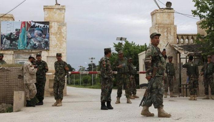 Photo of افغانستان: جھڑپوں کے دوران 57 افغان سکیورٹی اہلکار ہلاک