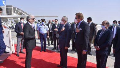 Photo of عبد اللہ عبد اللہ 3 روزہ دورے پر پاکستان پہنچ گئے
