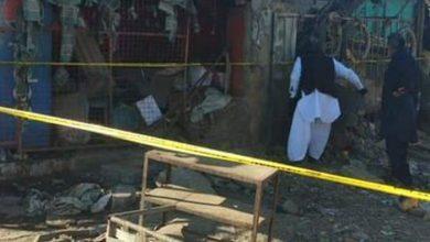 Photo of کراچی، شیریں جناح کالونی میں دھماکہ، 6 افراد زخمی