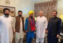 Photo of سابق ن لیگی ایم این اے ڈاکٹر ہریش سنگھ تحریک انصاف میں شامل ہو گئے